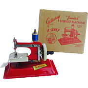 Gateway Toy Sewing Machine with Original Box