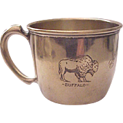 R. Wallace & Sons Sterling Baby Cup # 2951-7 - Circa 1910