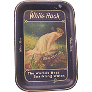 White Rock Fairy Tip Tray - Circa 1900