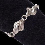 Spratling Silver Bracelet - Circa 1942