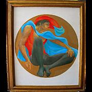 Figure of a Man by New York Artist Robert Kushner