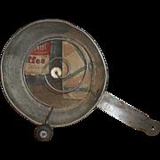 c.1900 Wire & Tin Saucepan Flour Sifter