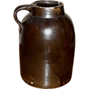 c.1890 - 1900 Stoneware Storage Jar - Fruit Crock