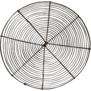 c. 1900 Footed Wire Cooling Tray - Rack - Trivet
