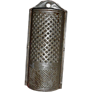Acme Grater - Great Britain - Stamped Tin