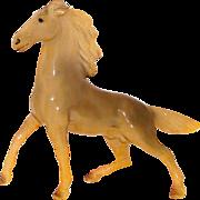 Morten's Studio Prancing Palomino Horse