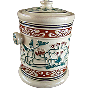 Thewalt Chewing Tobacco Jar Germany