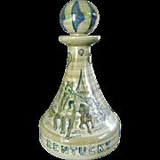 1975 Louisville Stoneware 101st Derby Commemorative Decanter