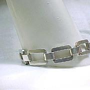 Excellent Sterling Silver Bracelet