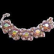 Incredible Juliana Aurora Borealis Bracelet - Huge