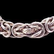 Super Sterling Bracelet - Awesome Design
