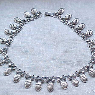 Real Pretty Sterling Silver Necklace