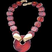 Outstanding Kunio Matsumoto MOD Necklace