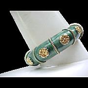 Fab Pauline Rader Enameled Bracelet