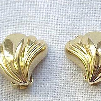 07 - Classic Dior Clip Earrings