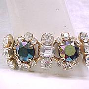 Spectacular Glitzy Juliana Rhinestone Bracelet