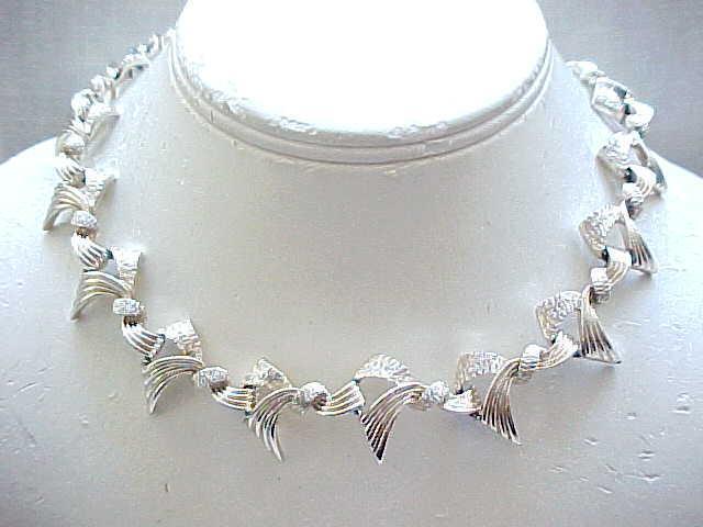 Boucher Marboux Goldtone Necklace - Great Design
