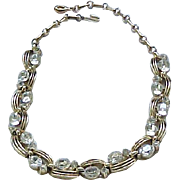 Superb Lisner Diamante Rhinestone Necklace