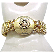 Sweetheart Expansion Bracelet -Pitman & Keeler - Military Eagle