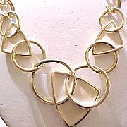 Kunio Matsumoto MOD Enameled Necklace