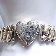 Co-Star Sweetheart Expansion Bracelet - 10K GF