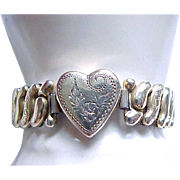 Co-Star Sweetheart Expansion Bracelet - 10K GF