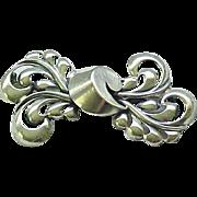 Superb Monet Sterling Brooch Pin