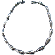 Gorgeous Solid Sterling Silver Necklace