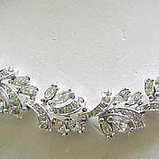 Exquisite Pennino Rhinestone Necklace