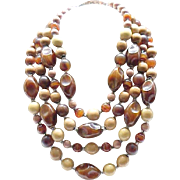 Runway Ornella Necklace - Earth Tones - Fabulous!!