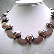 Rame' Copper Necklace,  Earrings - Quality Jewelry
