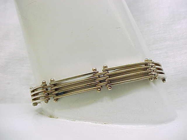 01 - Nice Every Day Sterling Bracelet