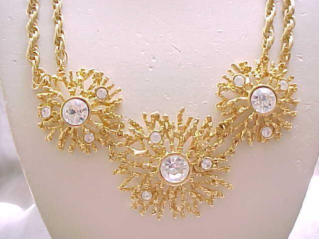 02 - KJL Regal Riches Necklace, Earrings