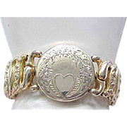Sweetheart Expansion Bracelet - Pitman & Keeler - American Queen