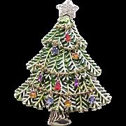 Christmas Tree Pin - Avon 2008