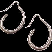 12 - Artisan Sterling Silver Earrings - Pierced Ears