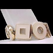 Outstanding MOD Kunio Matsumoto Bracelet Trifari