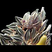 Partridge in a Pear Tree - Benedikt - Christmas Pin