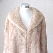 Exceptional Mink Cape - Kaplan Furs, Athens Greece - Size Medium