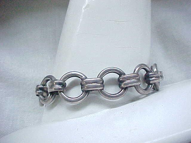 Stylish European Silver Bracelet