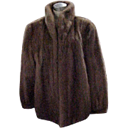 Gorgeous Mink Jacket - Size 10 - 12 - Check Measurements