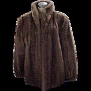 Gorgeous Mink Jacket - Size 10 - 12 - Check Measurements