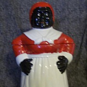 Aunt Jemima or Mammy Cookie Jar