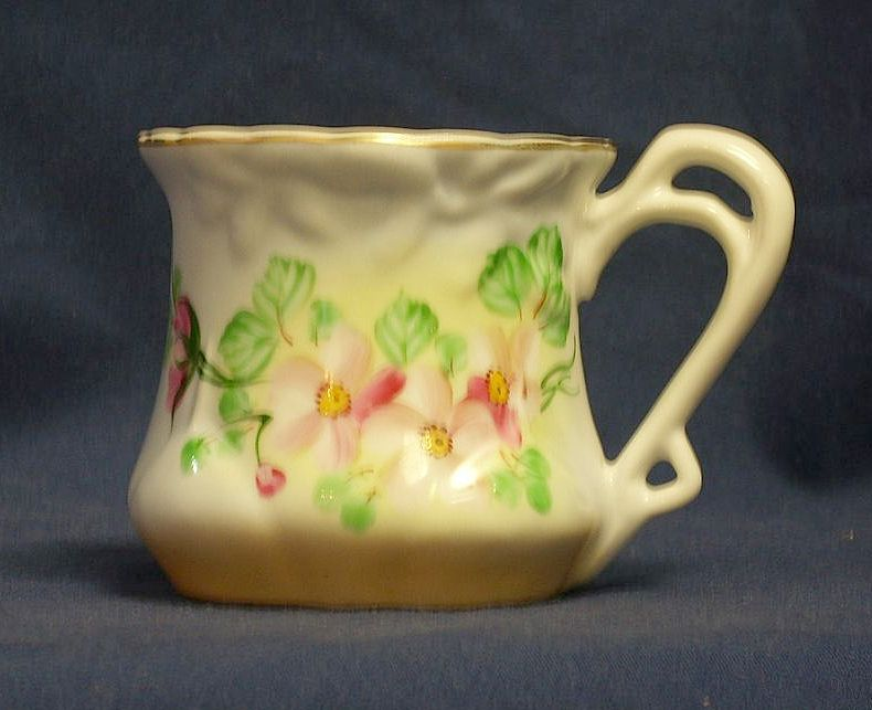 Limoges Scuttle Shaving Mug or Cup