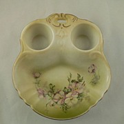 Nippon Dresser Dish, Hand Painted