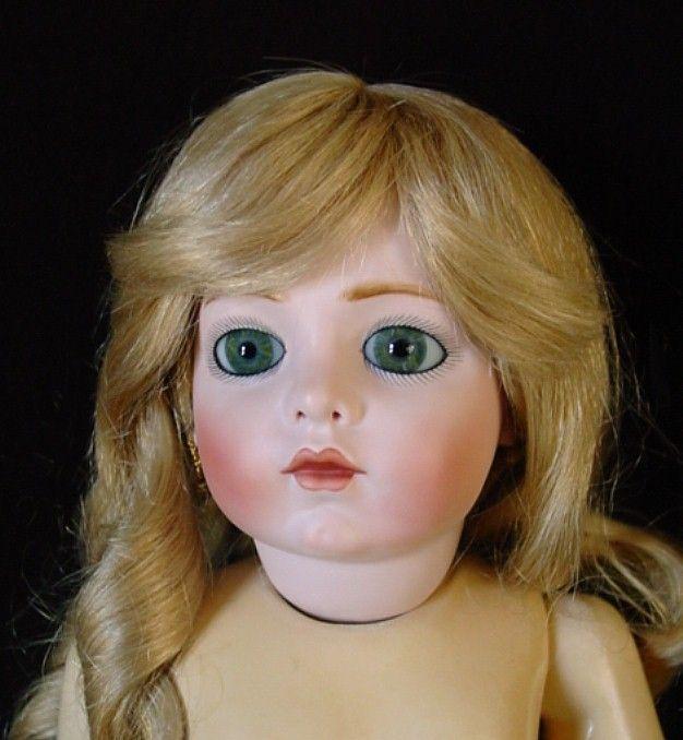 """Artist Doll 23"""" BRU JNE. Doll"""