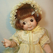 Bisque Head Kestner 221 Googly Doll
