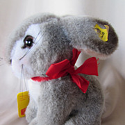 Steiff Mummy Rabbit with Tags