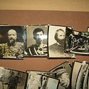 Turn of the Century Military Photos