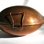 Possible Copper Round Lunch Pail Thing?